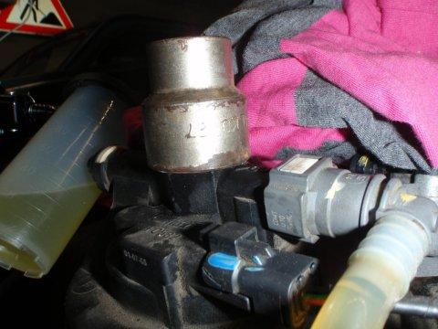 Dieselfilter 27er Nuss